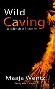 Wild Caving cover: Maaja's Creative Writing online