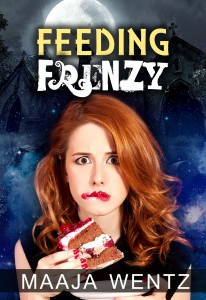 Feeding Frenzy named a 'featured story,' on Wattpad.