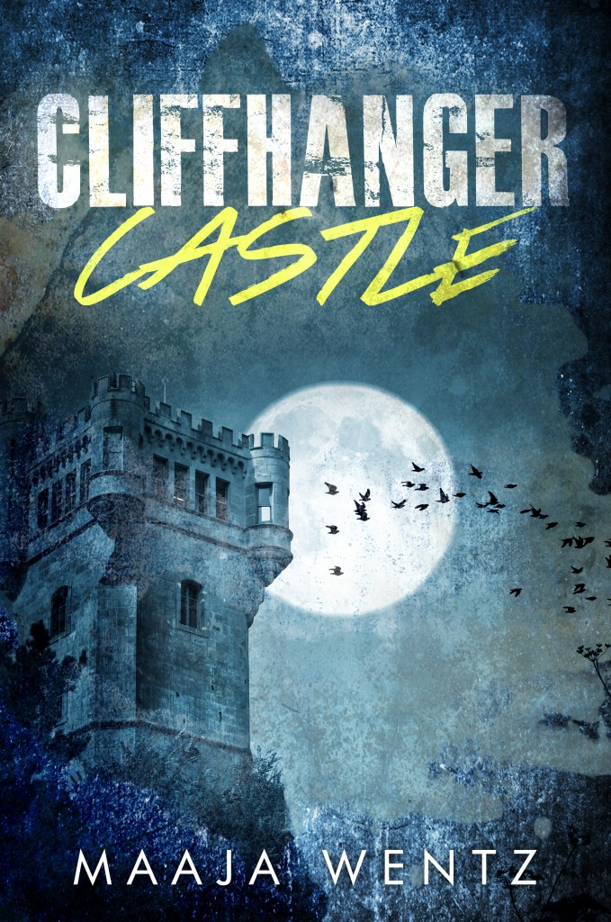 Cliffhanger Castle, an innovative serial anthology created by Maaja Wentz