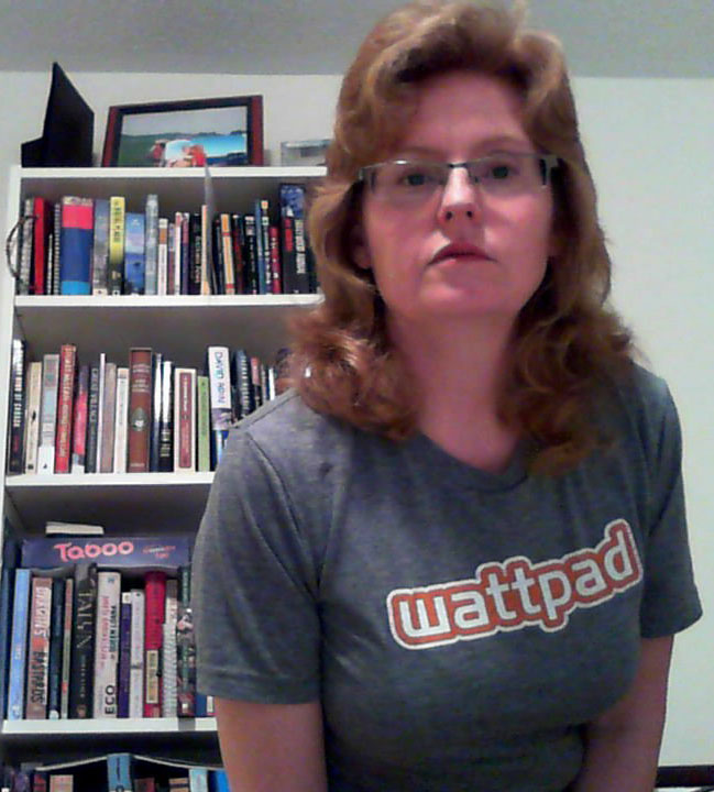 Wattpad author Maaja Wentz