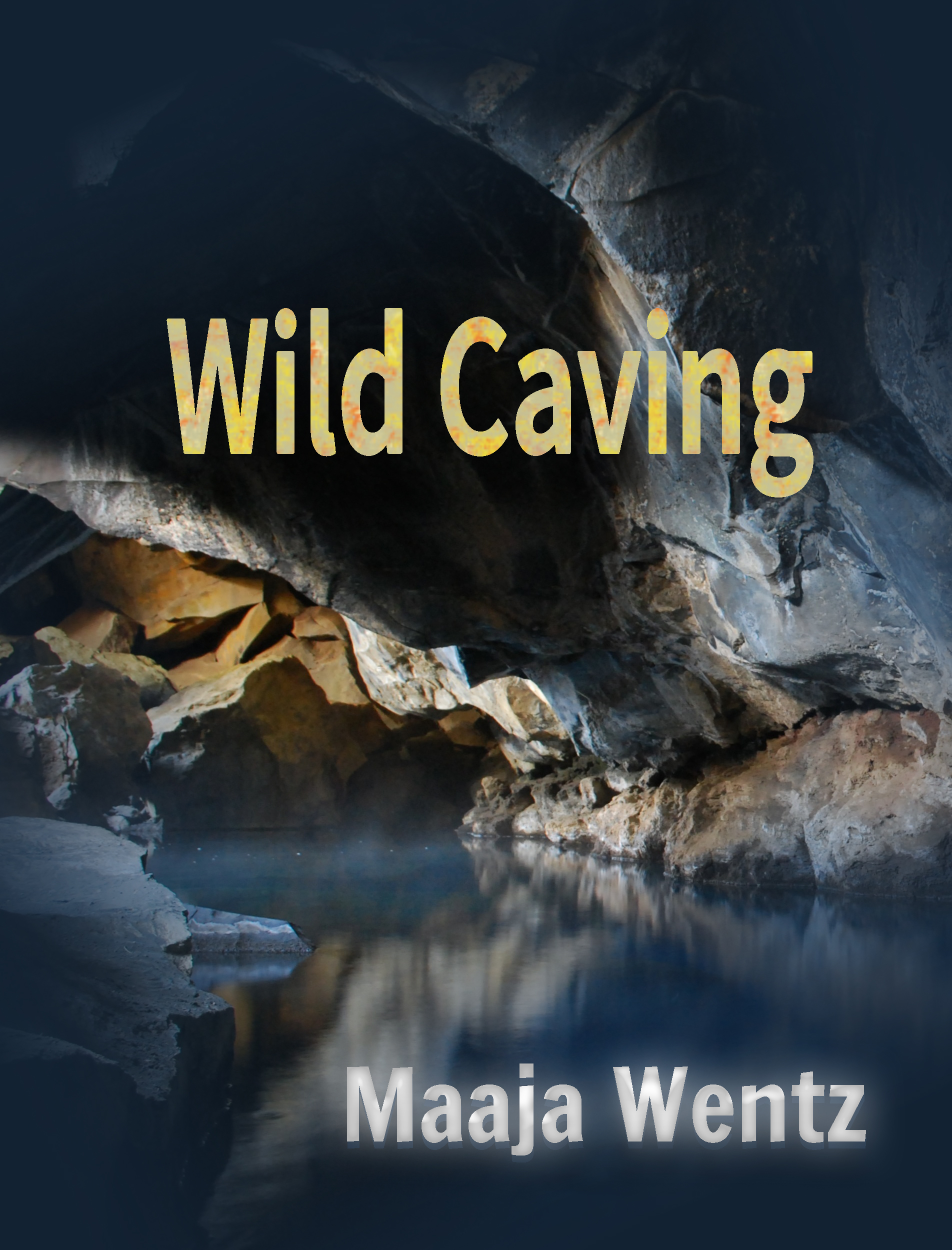 Wild Caving Cover