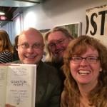 Robert J. Sawyer book launch