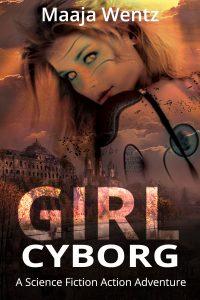 Girl Cyborg by Maaja Wentz