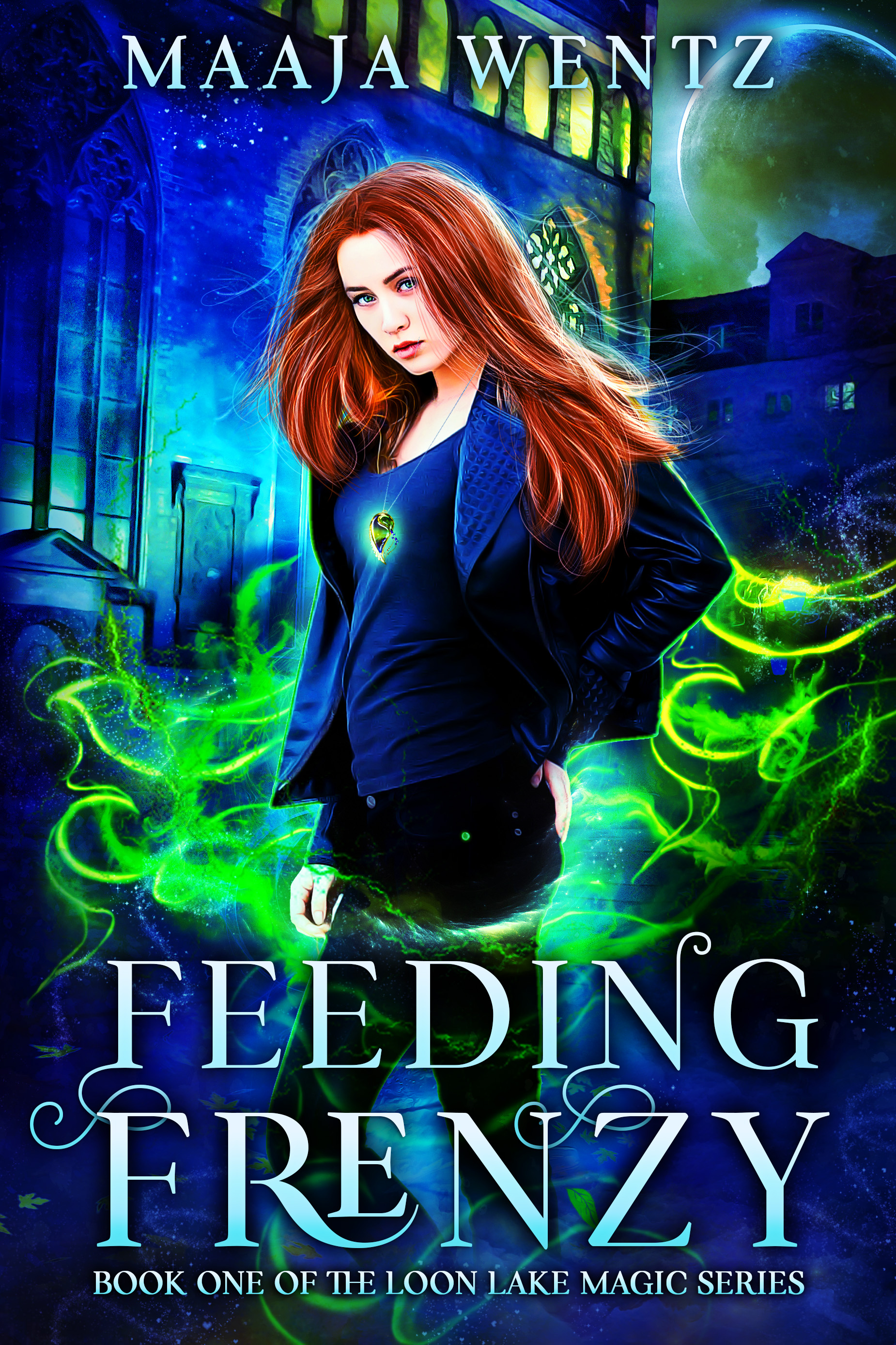 Feeding Frenzy by Maaja Wentz